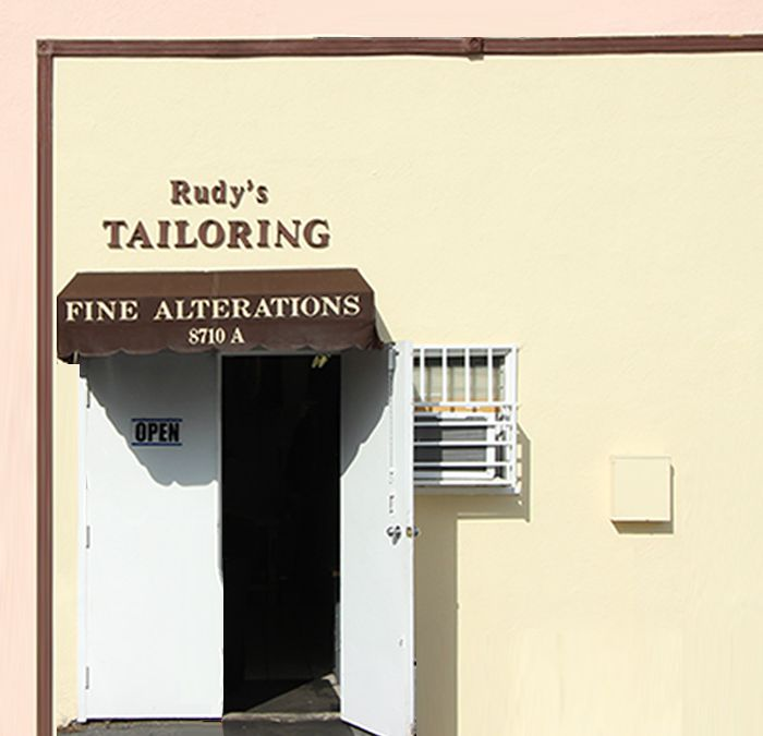 Rudy's Tailoring