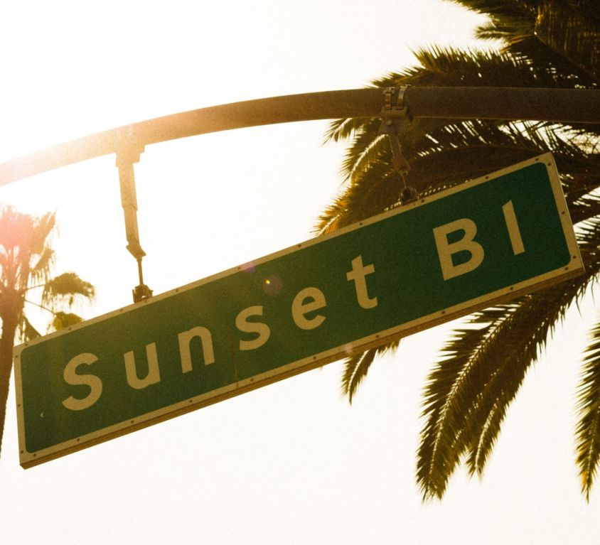 History of the Sunset Strip