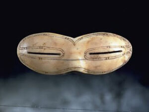 inuit snow goggles history of sunglasses