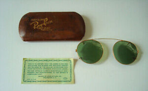 Bausch & Lomb, Ray-Bans Aviators history of sunglasses