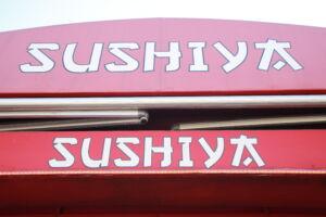 dining at sunset plaza sushiya