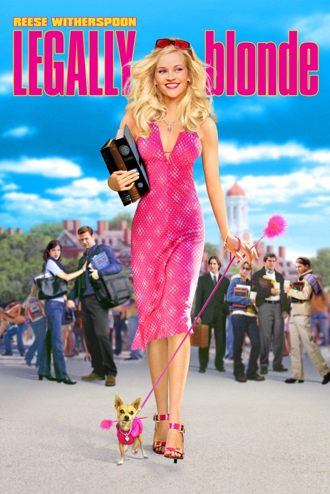 legally blonde favorite fashion film